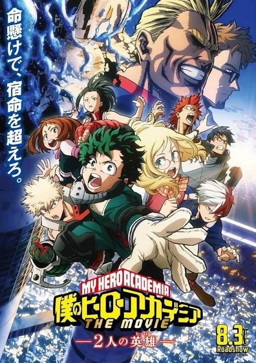 Descargar Boku no Hero Academia the Movie: Futari no Hero [Pelicula][Sub Español][MEGA] HDL]