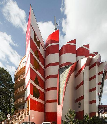 MAPAD Alfortville Arch : Manuel Nunez-Yanowski