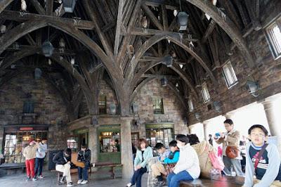 10D9N Spring Japan Trip: Meeting Hedwig, Universal Studios Japan
