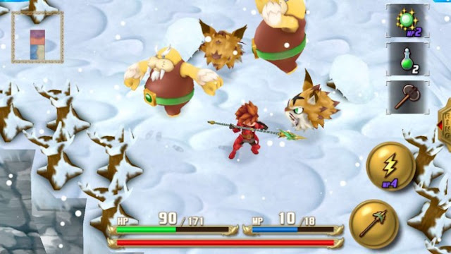 Square Enix iPhone game review