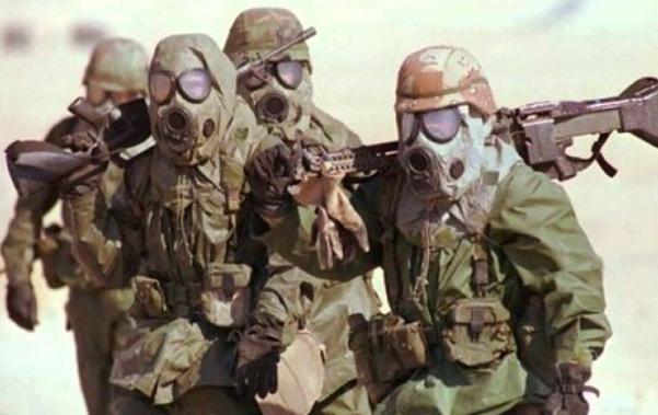 5 Senjata Kimia Paling Berbahaya Di Dunia Yang Telahpun Digunakan