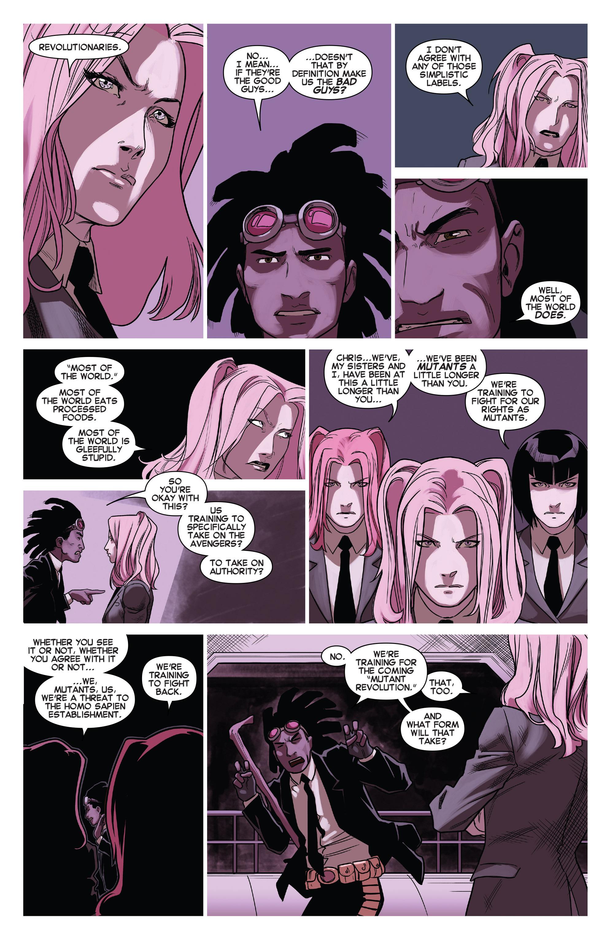 Read online Uncanny X-Men (2013) comic -  Issue # _TPB 5 - The Omega Mutant - 16