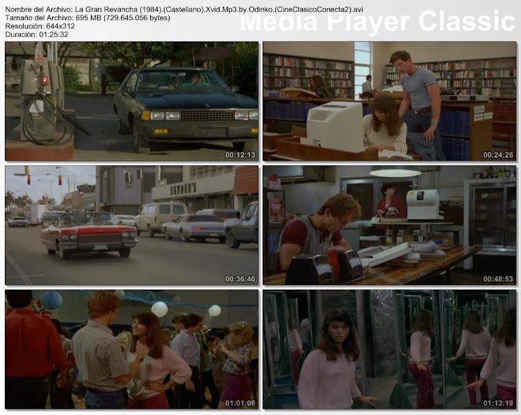 Imagenes de la peli: La gran revancha | 1985 | The New Kids (AKA Striking Back)