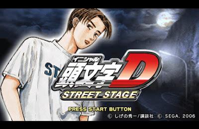 【PSP】頭文字D:公路傳說(Initial D Street Stage)+金手指,開著86一起飄移甩尾吧!