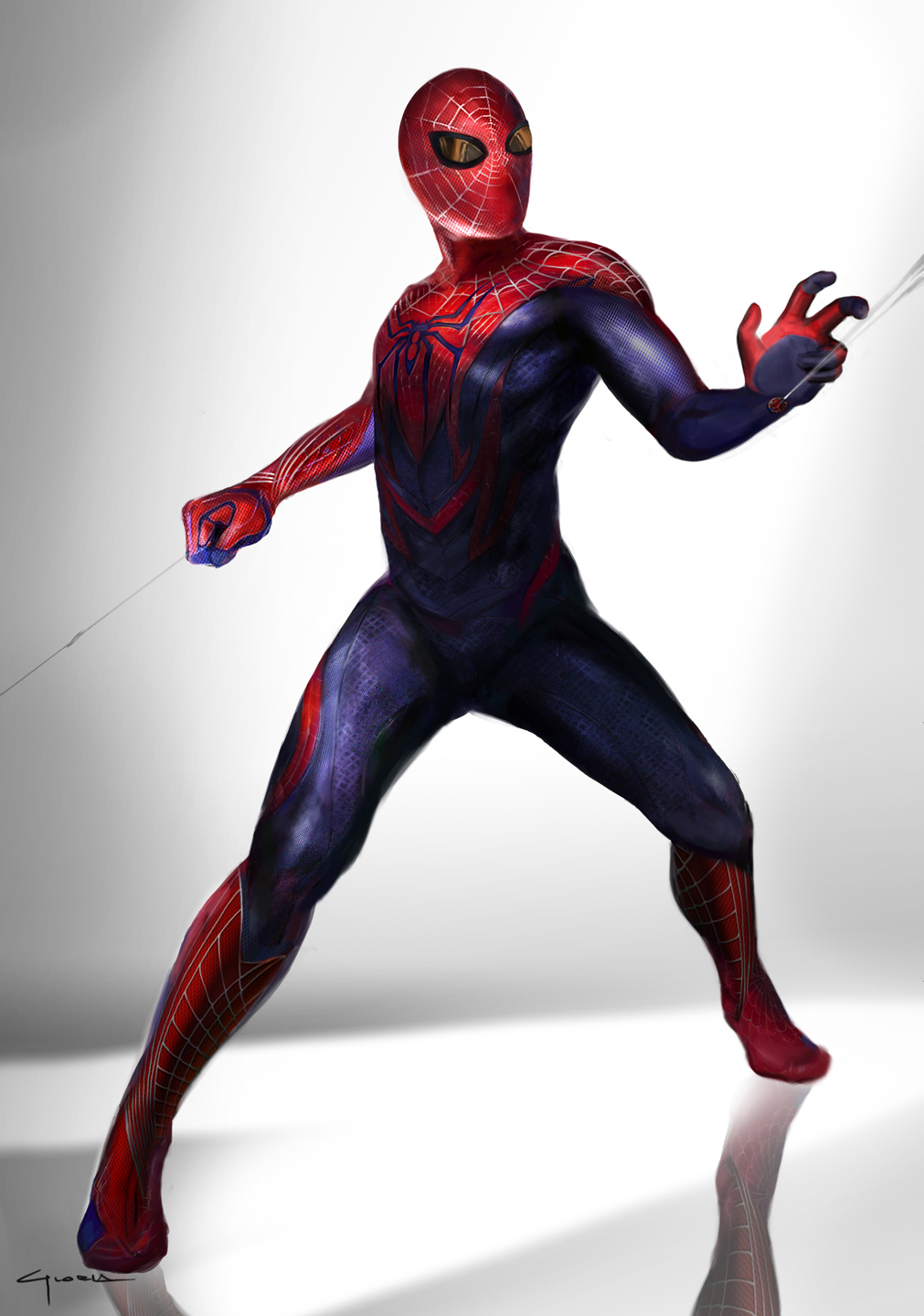Alternate Spider-Man Suit Designs & Concept Art!star trek ...