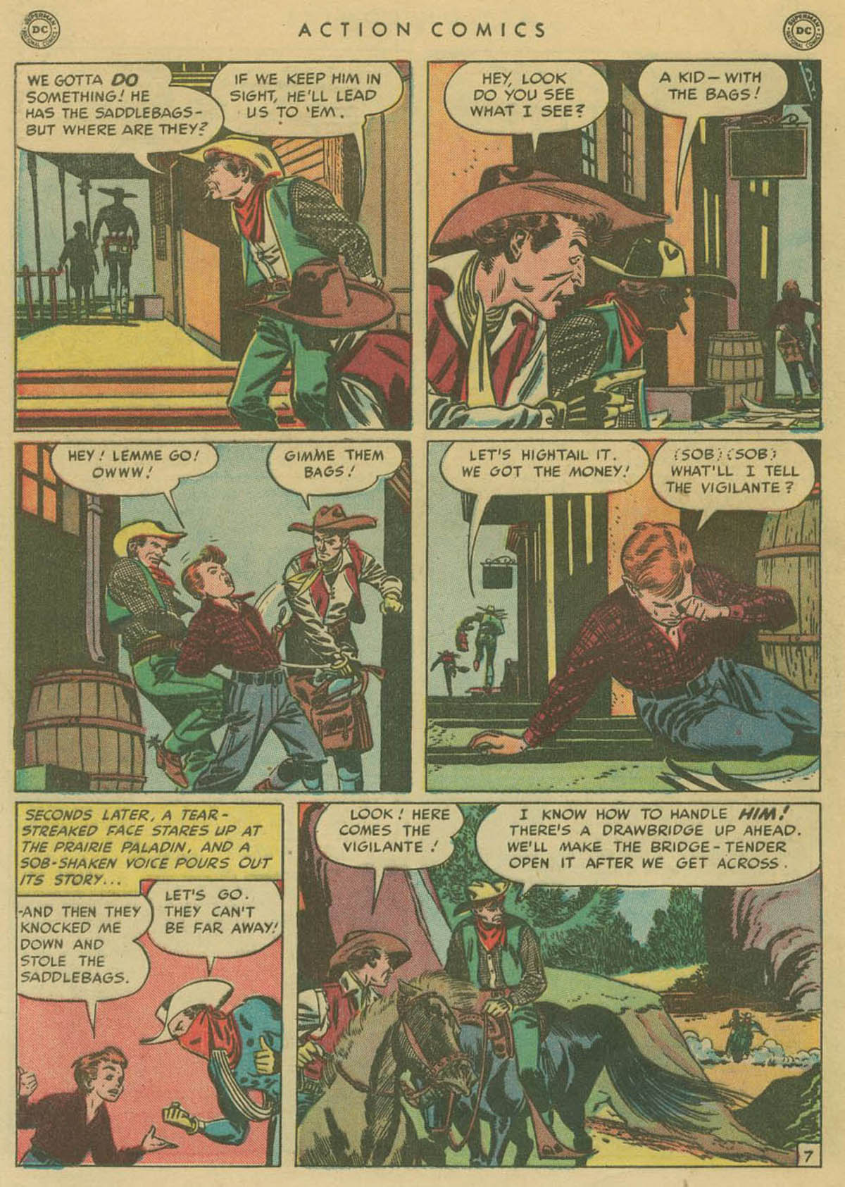 Read online Action Comics (1938) comic -  Issue #141 - 47