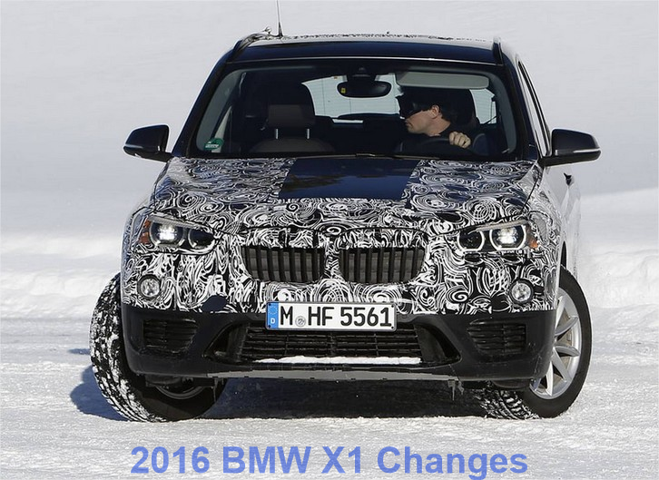 2016 BMW X1 Changes: New Front Wheel Drive - 2017 Top Car Zone