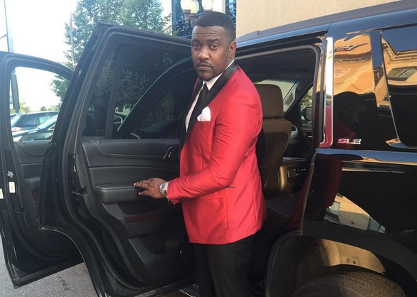 Actor John Dumelo bought new Land Cruiser V8