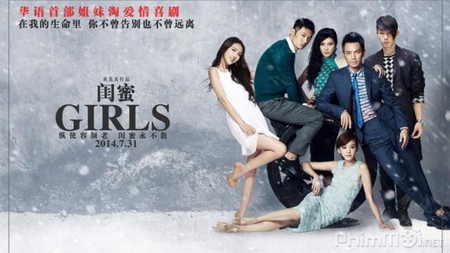 Phim Bạn gái VietSub HD | Girls (Close Friend) 2015
