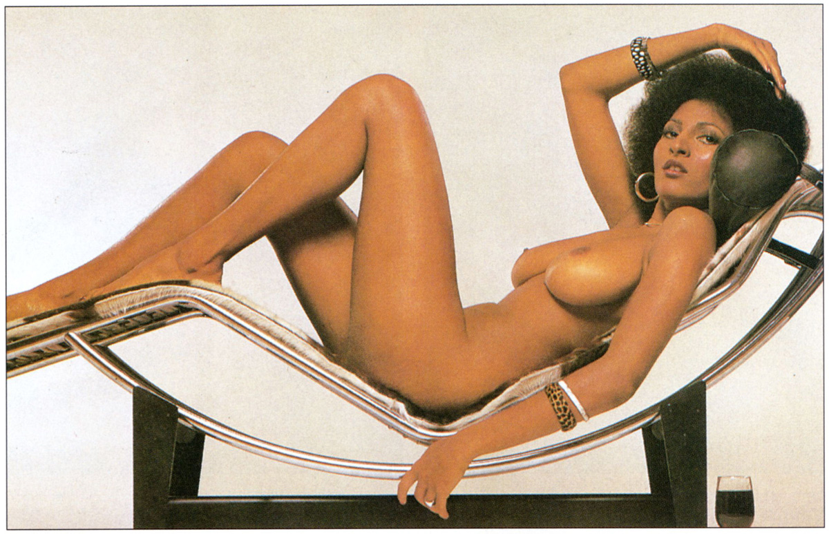Nude pictures of pam grier