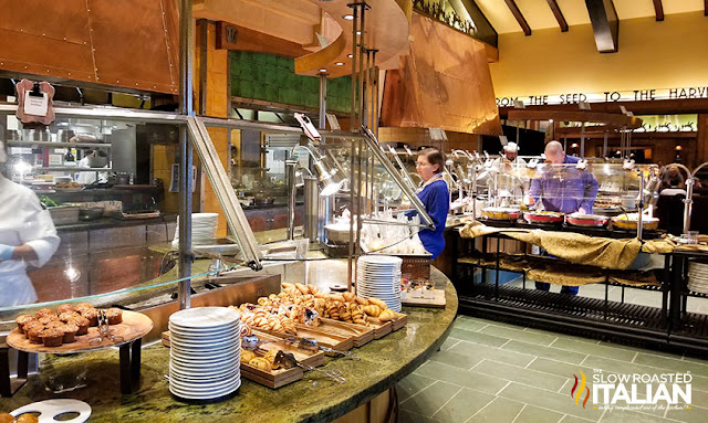 Grand Californian Breakfast Buffet