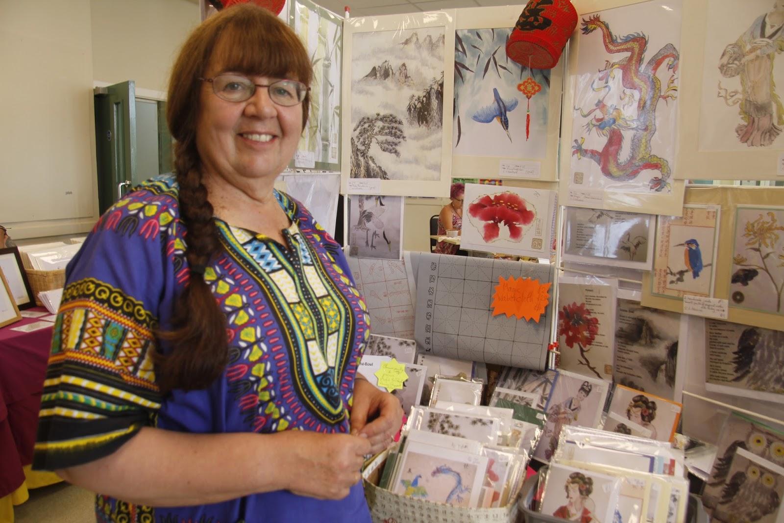 Craft Fair In Silsden