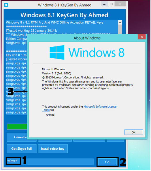 windows 8 key generator