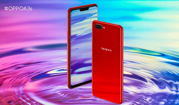 Oppo A3s Shopee