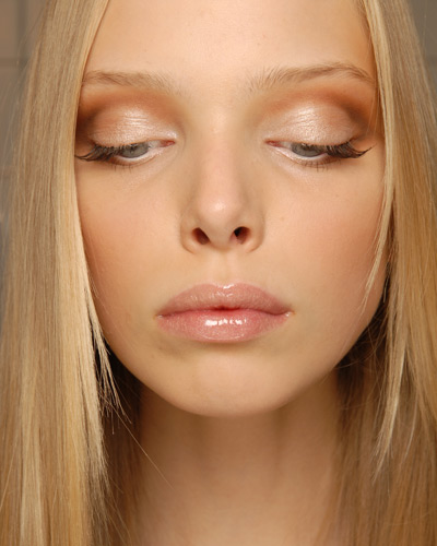 1001 fashion trends nude makeup looks stunning nude makeup looks. Black Bedroom Furniture Sets. Home Design Ideas