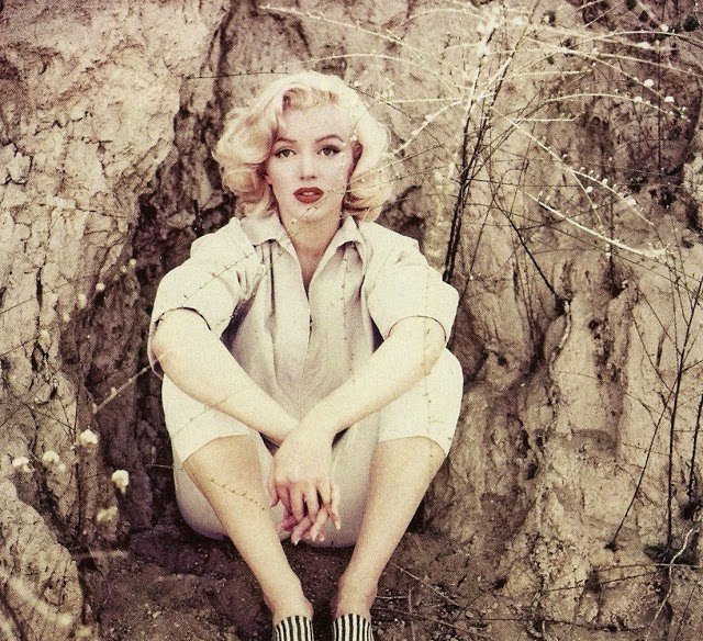 Beautiful Photos Of Marilyn Monroe By Milton H Greene
