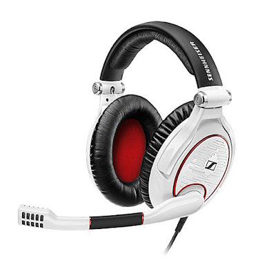 Fone de ouvido Headset para gamer Sennheiser GAMEZERO