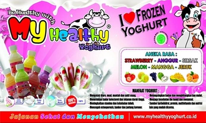 My Healthy Yoghurt | PUSAT BISNIS | PT. MUTIARA MANDIRI JAYA