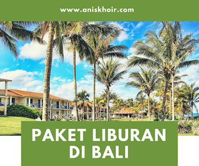 Inilah yang Dikatakan Tawaran Paket Liburan ke Bali Lengkap