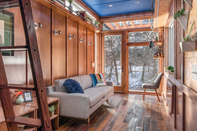 Cornelia By New Frontier Tiny Homes Tiny House Collectiv