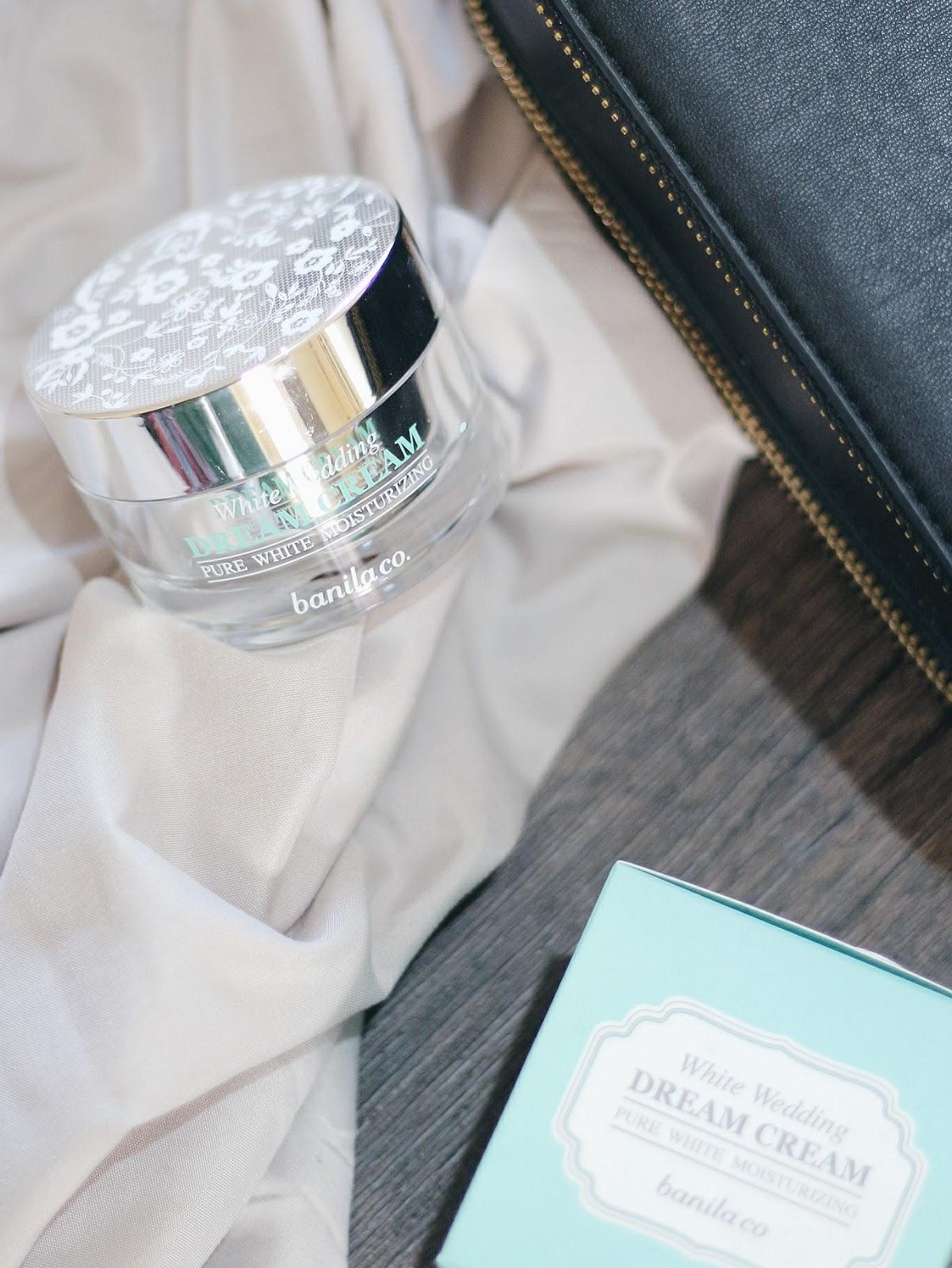 White Wedding Dream Cream Review
