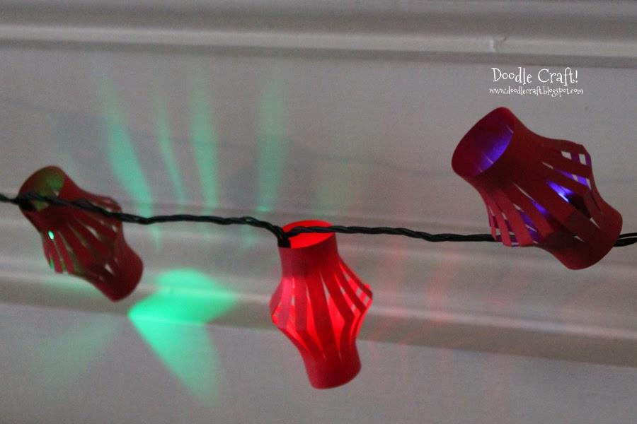 how to make lantern lights