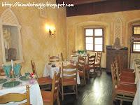 Restaurante de la Casa de Drácula, Sighisoara