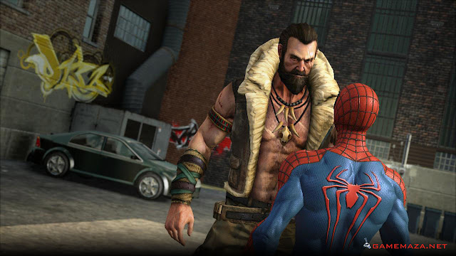 The Amazing Spiderman 2 Gameplay Screenshot 4