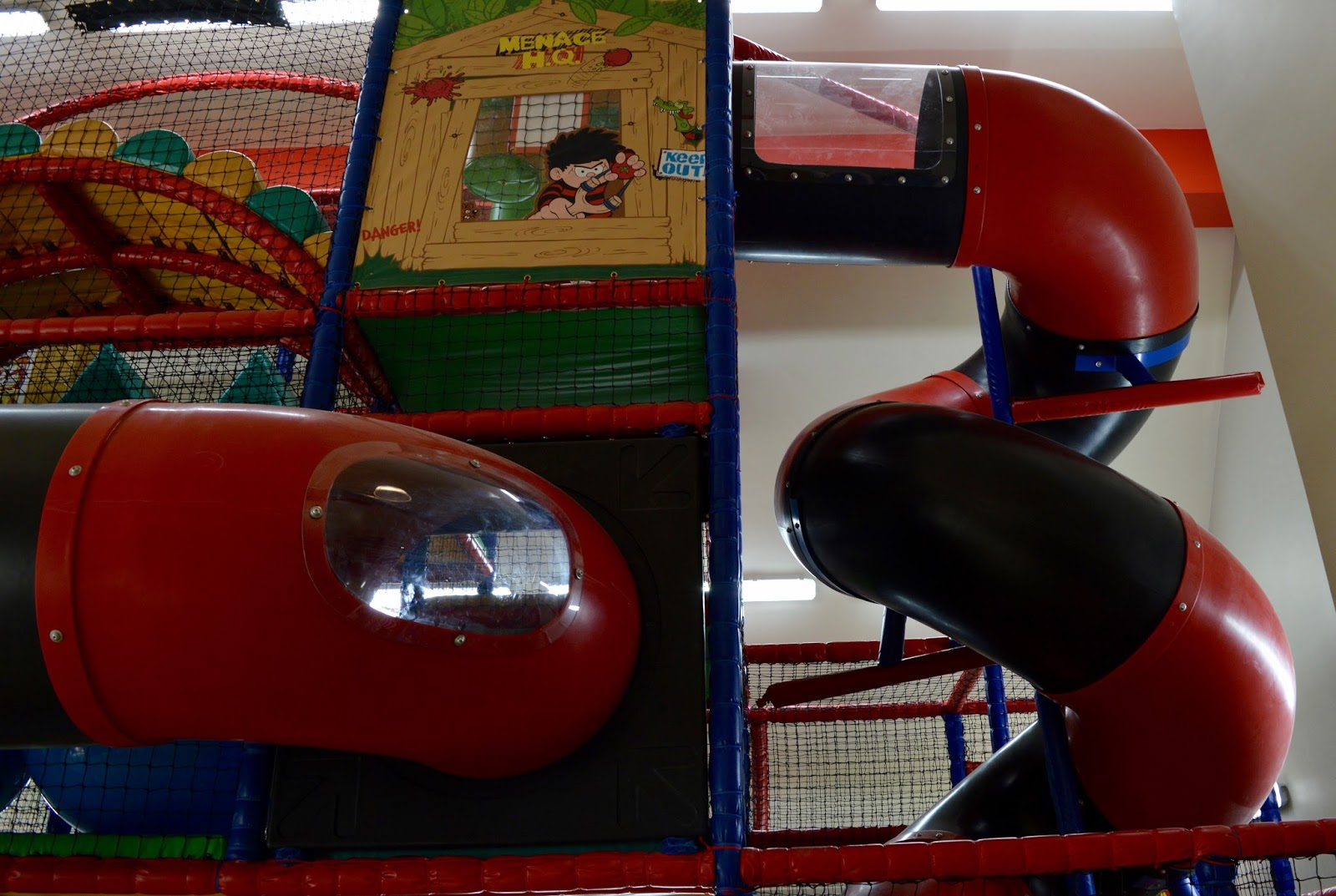 Derwent Crossing Brewers Fayre near intu Metrocentre | Play Area & Children's Menu Review - indoor play area
