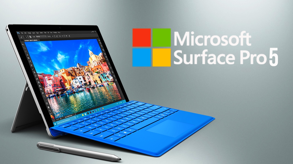 ittechsavvy microsoft to release impressive upgrades for microsoft msft surface pro 5. Black Bedroom Furniture Sets. Home Design Ideas