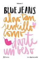 Número 6: Algo tan sencillo como darte un beso, Blue Jeans.