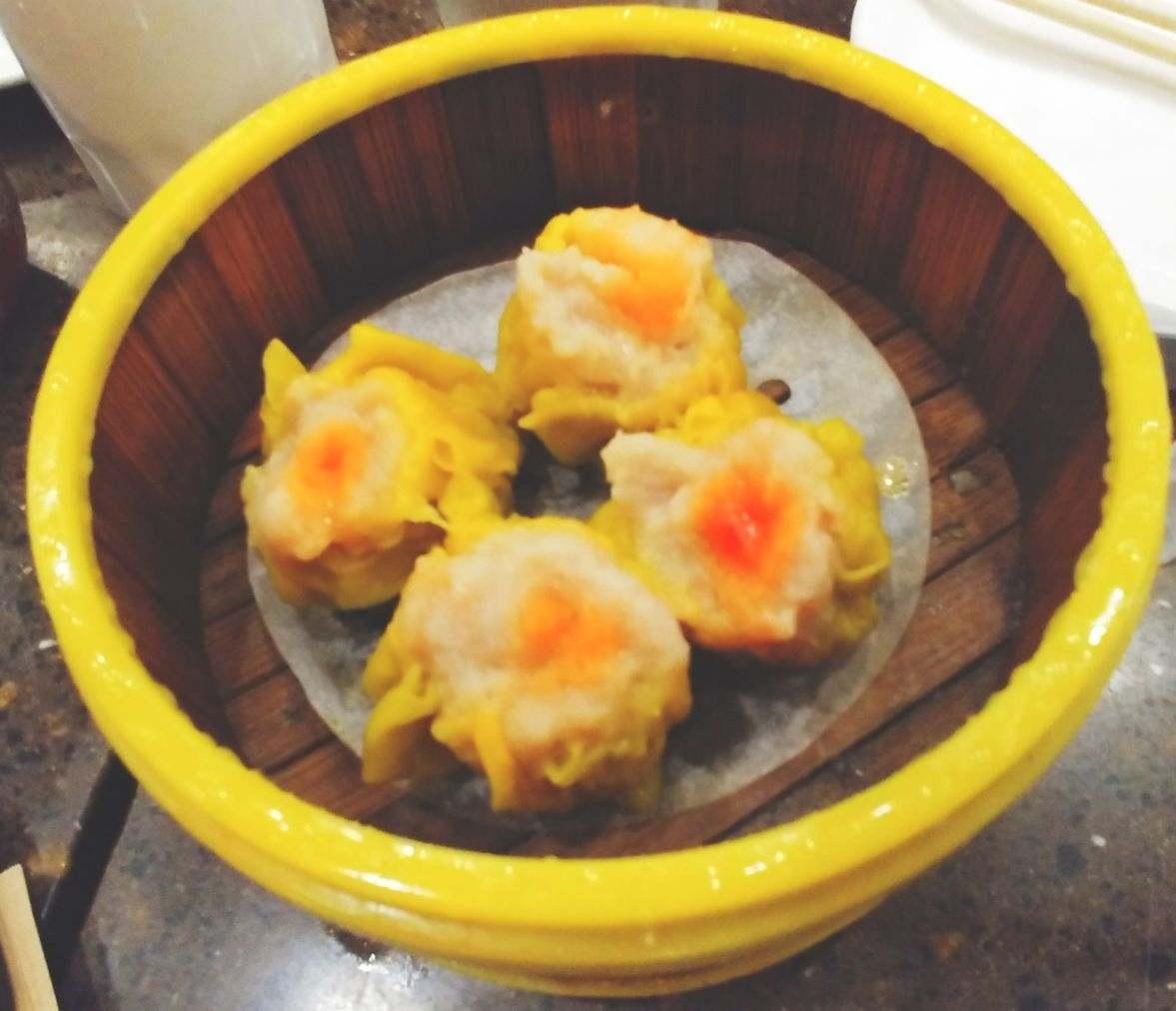 King Chef Dimsum Kitchen's Bird's Eye Dumpling