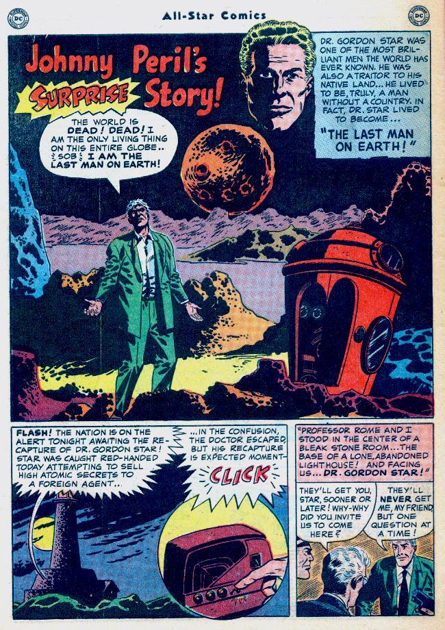 Read online All-Star Comics comic -  Issue #52 - 43