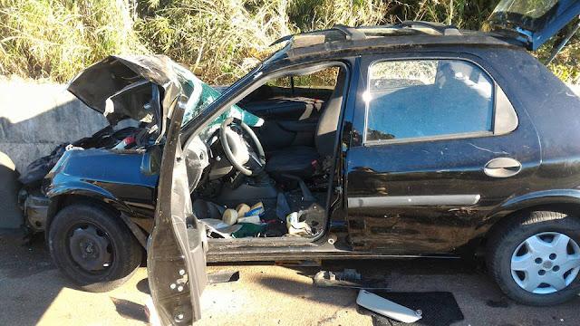 Grave acidente próximo ao pedágio Pinhal x Mogi-Guaçu deixa uma vítima fatal