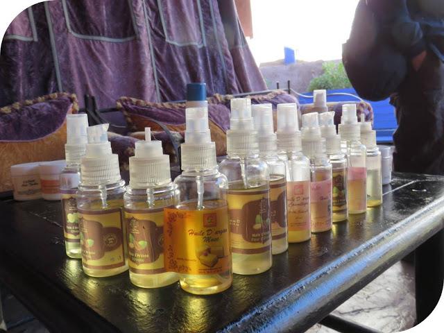 Long Weekend in Marrakech - Sidewalk Safari - Argan Oil