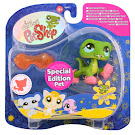 Littlest Pet Shop Collectible Pets Crocodile (#987) Pet