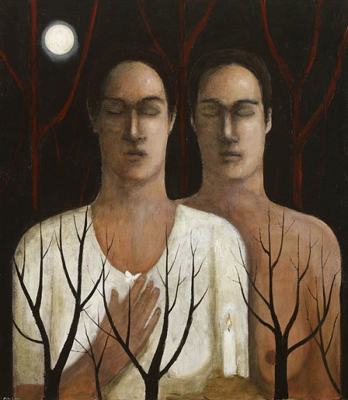 "Arte, pintura: ""Queen Mab"" by John Caple, 2017"
