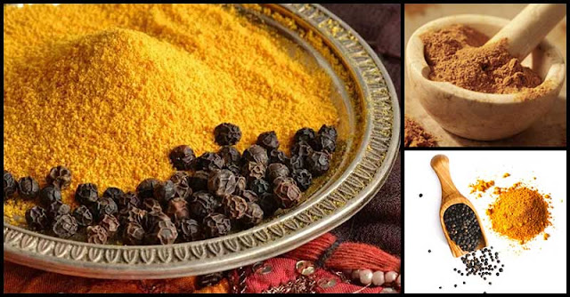 Combining Turmeric And Black Pepper Have Remarkable Positive Effects To Our Body