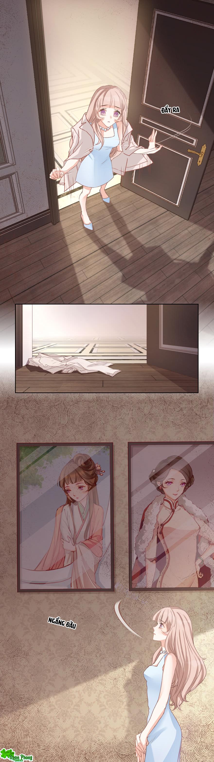 Lưu Luyến Nguy Tình_ 21