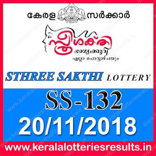 "KeralaLotteriesresults.in, ""kerala lottery result 20.11.2018 sthree sakthi ss 132"" 20th november 2018 result, kerala lottery, kl result,  yesterday lottery results, lotteries results, keralalotteries, kerala lottery, keralalotteryresult, kerala lottery result, kerala lottery result live, kerala lottery today, kerala lottery result today, kerala lottery results today, today kerala lottery result, 20 11 2018, 20.11.2018, kerala lottery result 20-11-2018, sthree sakthi lottery results, kerala lottery result today sthree sakthi, sthree sakthi lottery result, kerala lottery result sthree sakthi today, kerala lottery sthree sakthi today result, sthree sakthi kerala lottery result, sthree sakthi lottery ss 132 results 20-11-2018, sthree sakthi lottery ss 132, live sthree sakthi lottery ss-132, sthree sakthi lottery, 20/11/2018 kerala lottery today result sthree sakthi, 20/11/2018 sthree sakthi lottery ss-132, today sthree sakthi lottery result, sthree sakthi lottery today result, sthree sakthi lottery results today, today kerala lottery result sthree sakthi, kerala lottery results today sthree sakthi, sthree sakthi lottery today, today lottery result sthree sakthi, sthree sakthi lottery result today, kerala lottery result live, kerala lottery bumper result, kerala lottery result yesterday, kerala lottery result today, kerala online lottery results, kerala lottery draw, kerala lottery results, kerala state lottery today, kerala lottare, kerala lottery result, lottery today, kerala lottery today draw result"
