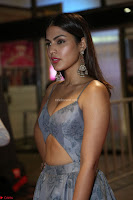 Rhea Chakraborty in a Sleeveless Deep neck Choli Dress Stunning Beauty at 64th Jio Filmfare Awards South ~  Exclusive 147.JPG