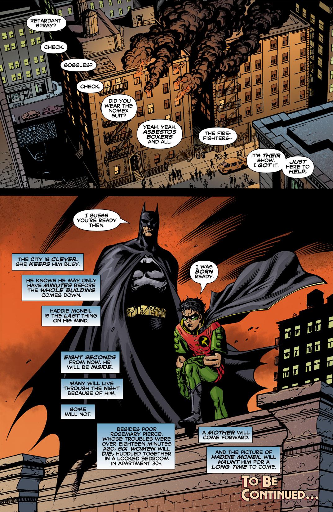 Detective Comics (1937) 801 Page 21