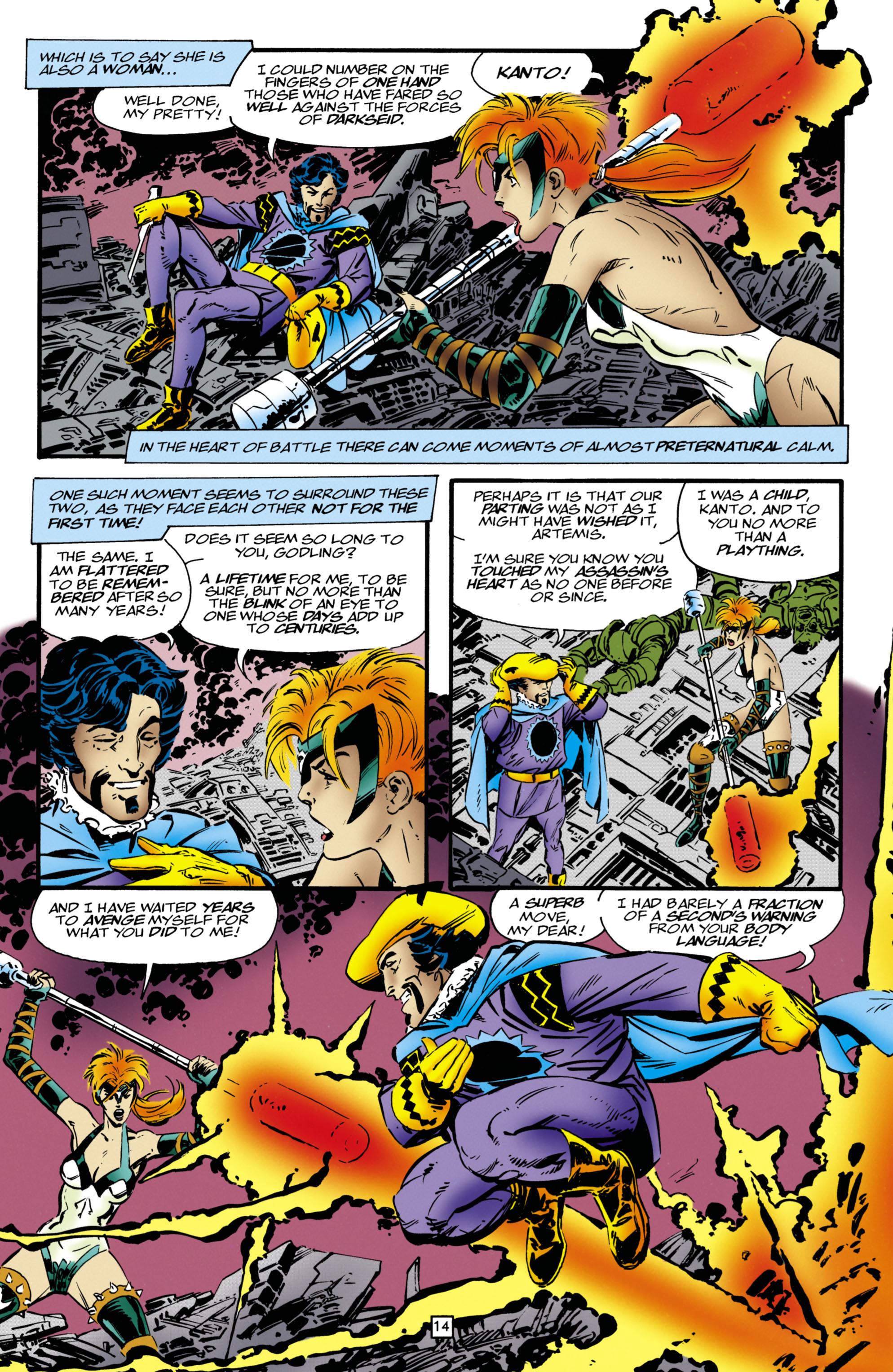 Read online Wonder Woman (1987) comic -  Issue #126 - 14