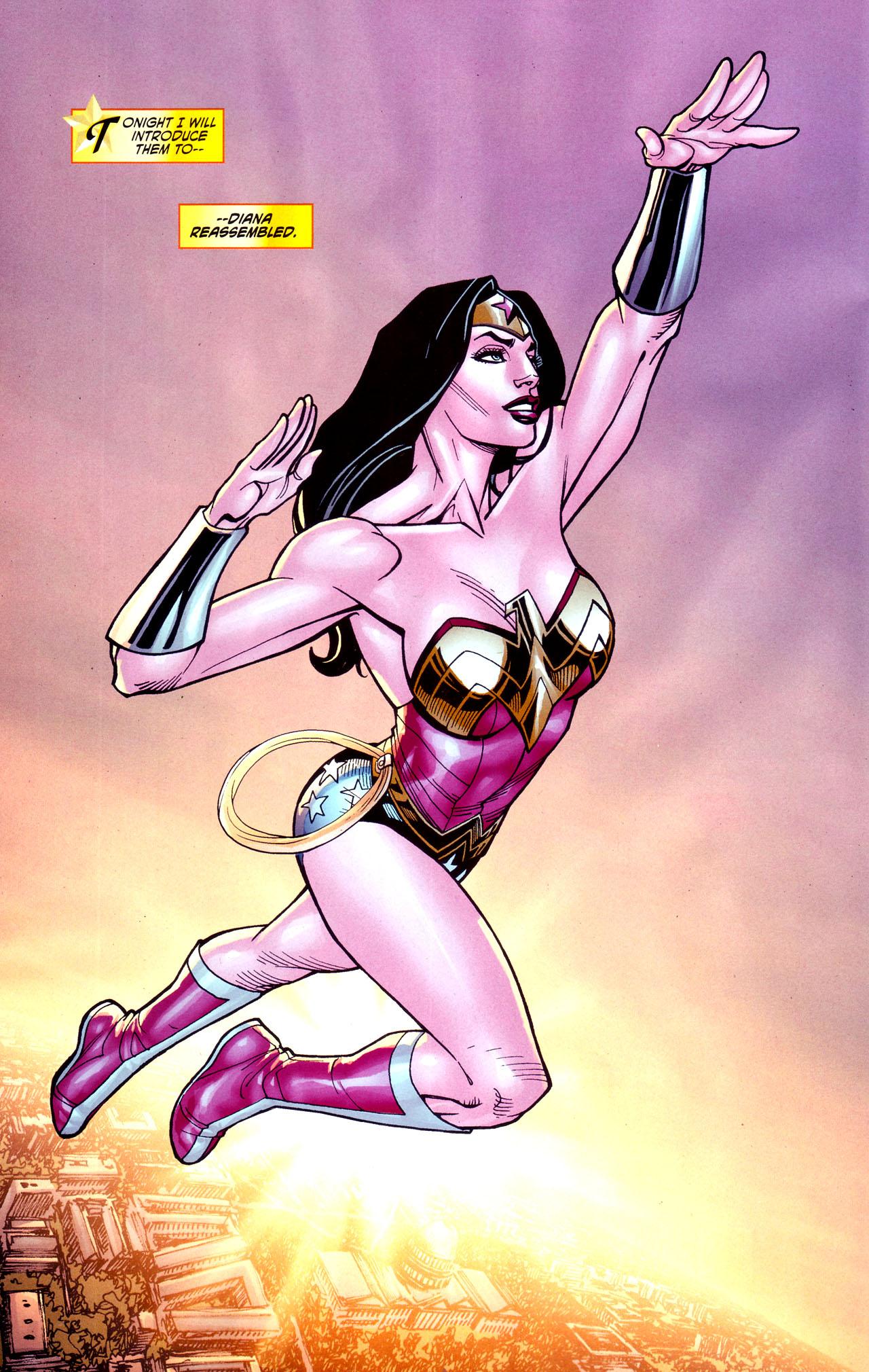 Read online Wonder Woman (2006) comic -  Issue #37 - 15