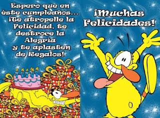 Feliz Cumpleaños Gracioso 8