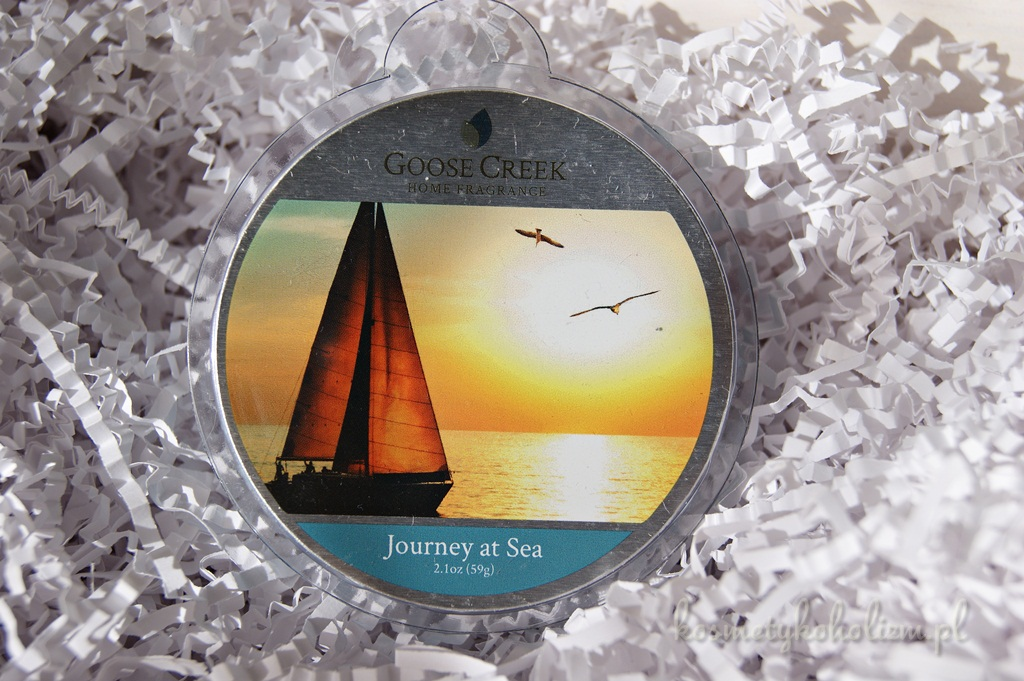 Goose Creek Candle | Journey at the Sea | Świecowa Niedziela