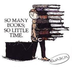 Co można robić w wolnym czasie? #3 Jakie książki warto przeczytać?