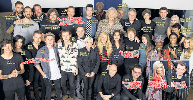 Video: Band Aid 30 - Do They Know It's Christmas?