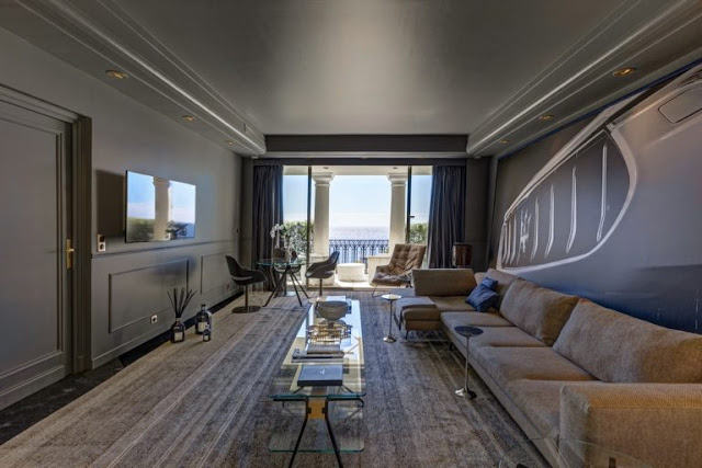 Famous Interior Designers Ludovica Palomba Serafini For Maserati Suite 1