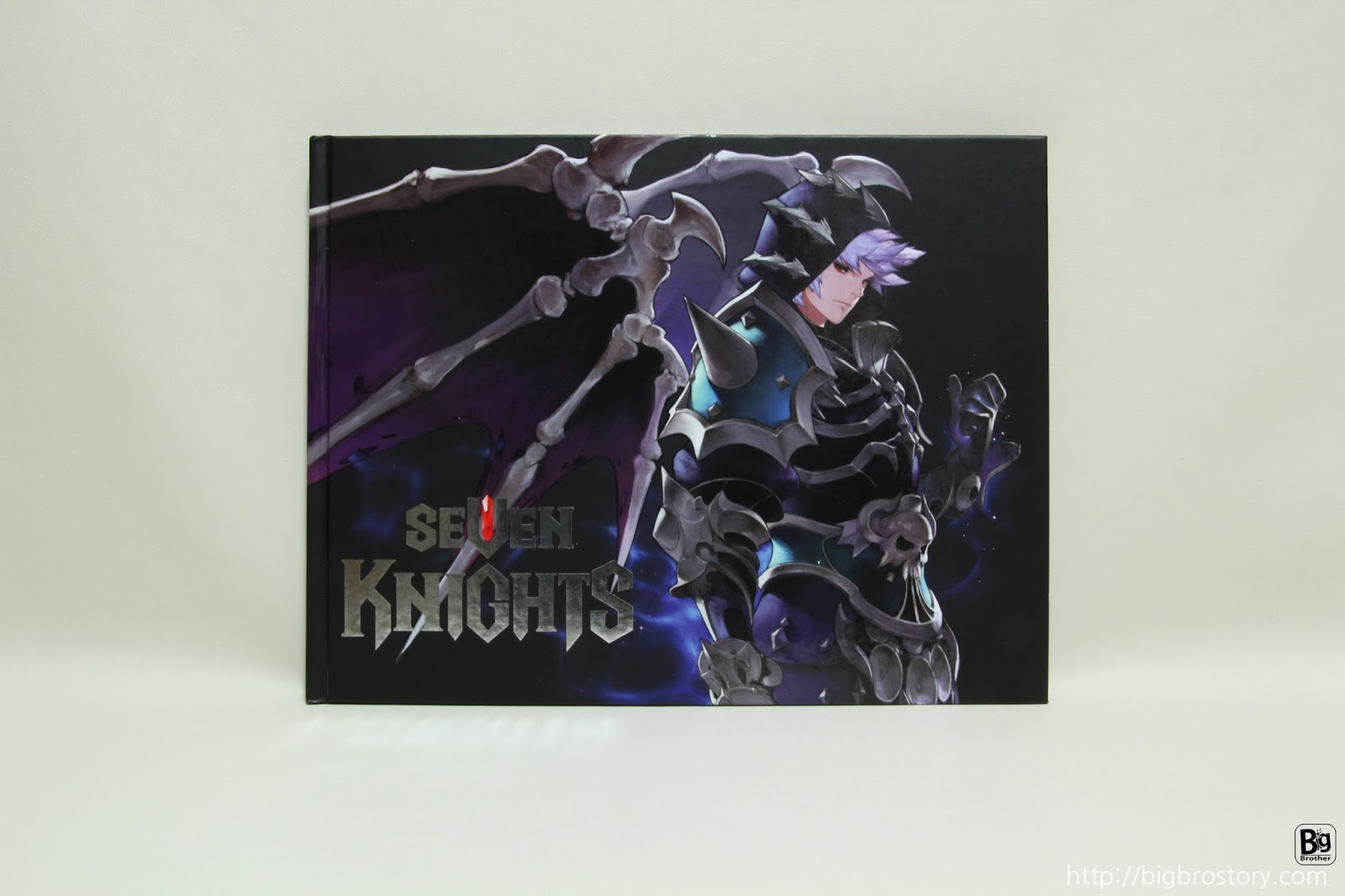 The Review of The Art of Seven Knights - Big Brother Story